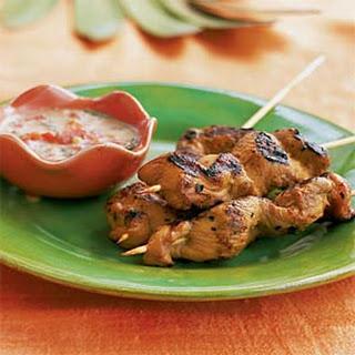 Boka Dushi (Dutch West Indian Chicken Kebabs).