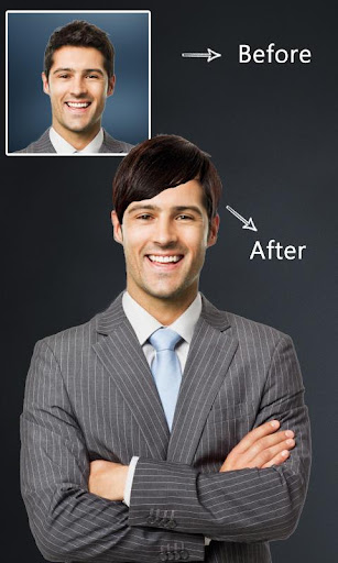 玩娛樂App|Man's Hair Changer免費|APP試玩