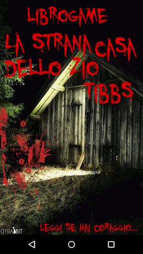Horror La casa dello zio Tibbs
