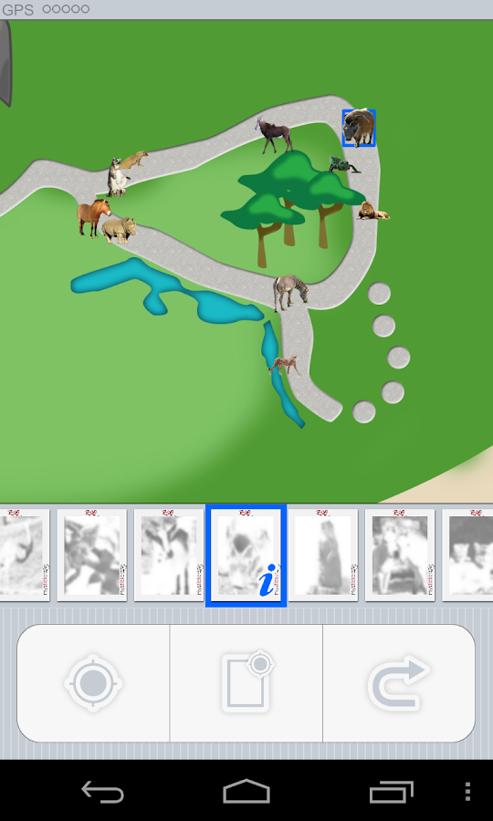 myStickerZoo - Zoo Salzburg- screenshot