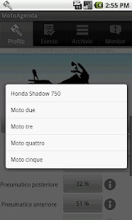 MotoAgenda - screenshot thumbnail