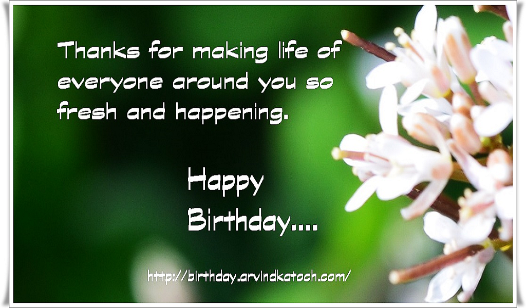 True Picture Birthday Cards- screenshot