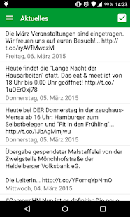 Studierendenwerk Heidelberg - screenshot thumbnail