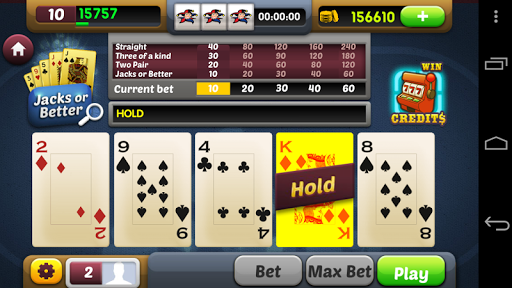 Video Poker Slots Free