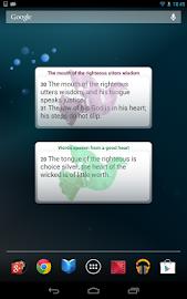 Uplifting Psalms Daily Screenshot 30
