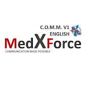 MedXForce C.O.M.M V1 English