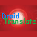 Droid Translate logo
