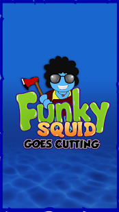 Funky Squid Goes Cutting- screenshot thumbnail