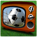 Football on TV icon