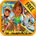 Subway Surfers High Score Tips icon