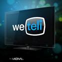 WeTeli icon