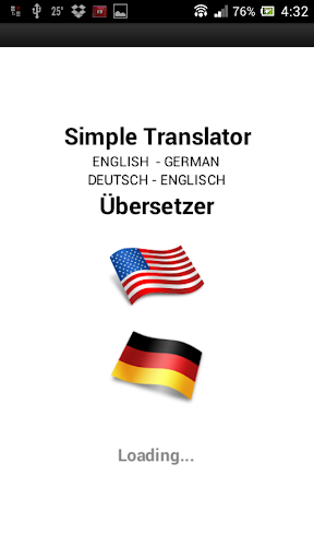 Translator English - German
