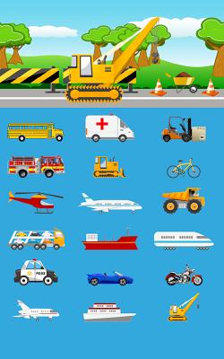 Cars for Kids Free - screenshot