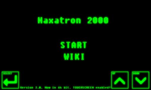 Haxatron 2000