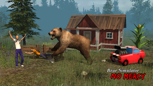 Bear Simulator No Mercy 3D+