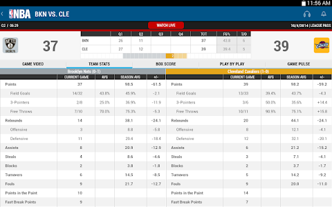 NBA Game Time 2014-15 v5.06