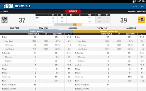 NBA 2015-16 Screenshot 17