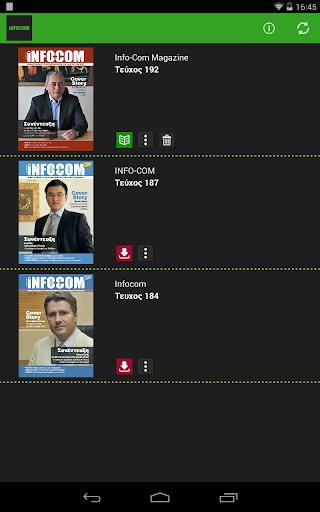 Info-Com Magazine