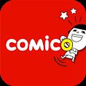 【無料マンガ】comico/毎日新作漫画が読み放題!/コミコ icon