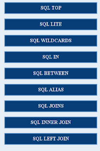 Advanced SQL - screenshot thumbnail
