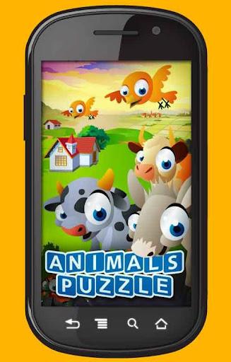 Kids Animal Puzzle