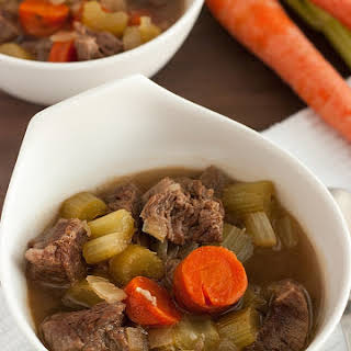 Low Carb Beef Stew.