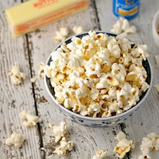 How to Make Perfect Homemade Popcorn Recipe
