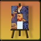 Van Gogh slidepuzzle icon