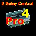 PLC 8x4 Relay Control Remote P