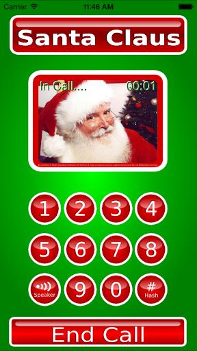 Voicemail Santa Free