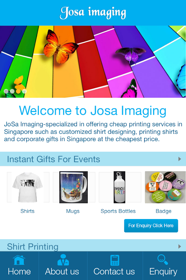 Josa Imaging- screenshot