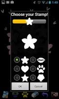 Screenshot of 피카소 - 스크래치, 스탬프 그림판