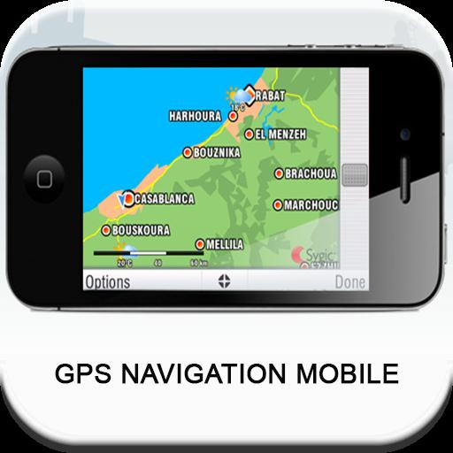 GPS Navigation Mobile