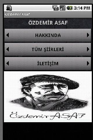 Özdemir Asaf - screenshot