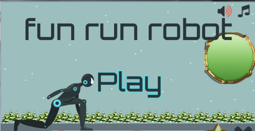 fun run robot