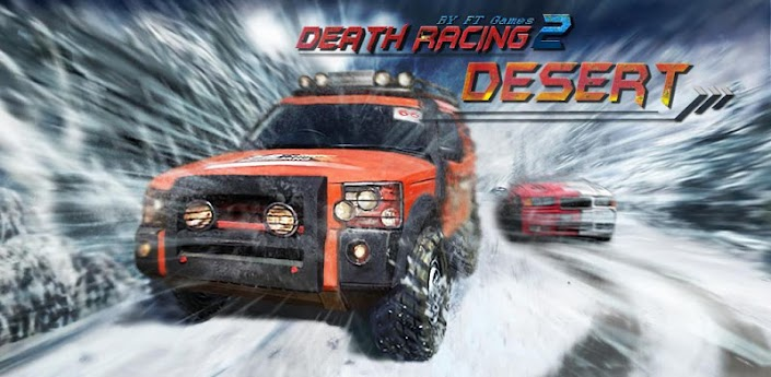 Скачать Death Racing 2: Desert на андроид