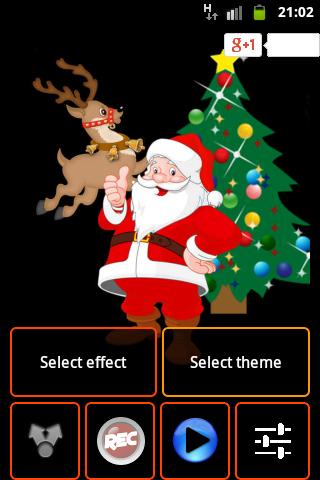 Voice Changer Santa Claus