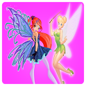 Fairy Princess Club icon