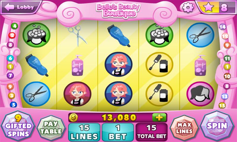 Grab Money Slots- screenshot