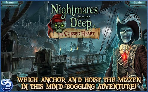 Nightmares from the Deep®: The Cursed Heart- screenshot thumbnail