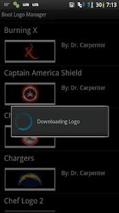 Boot Logo Manager- screenshot thumbnail
