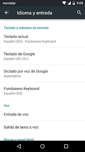 Fundaseno Keyboard