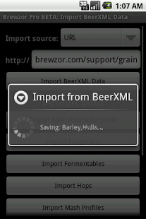 Brewzor Pro BETA - screenshot thumbnail
