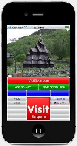 VisitSogn.com VisitEurope.no