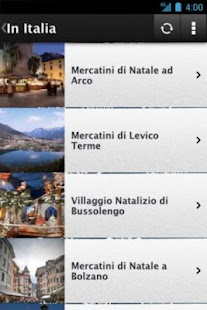 Mercatini di Natale- screenshot thumbnail