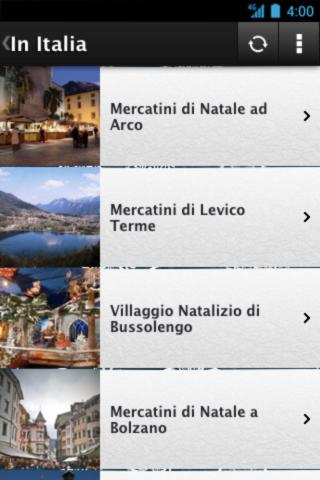 Mercatini di Natale- screenshot