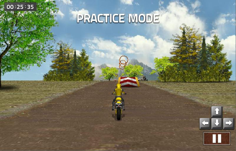Dirt Bike Racing- screenshot