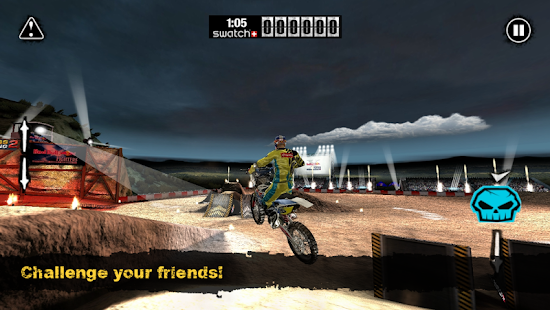RED BULL X-FIGHTERS FREE - screenshot thumbnail
