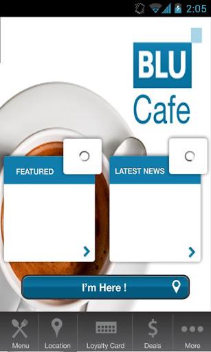 Blu Cafe