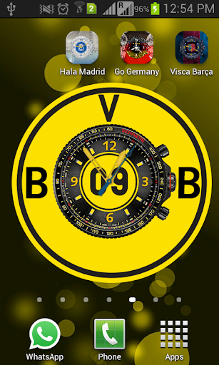 Borussia Live Wallpaper Demo